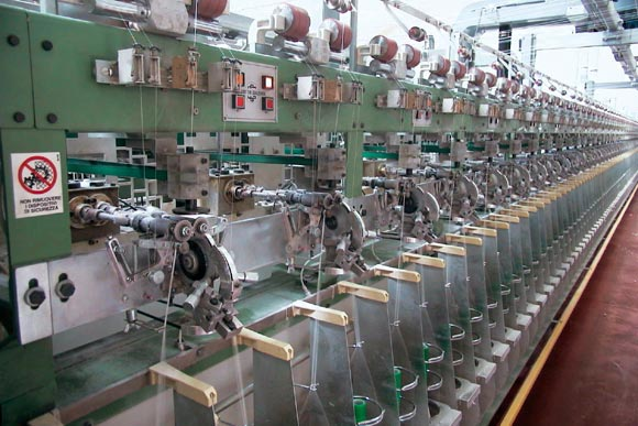 Macchine per filatura